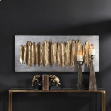 Lev Metal Wall Decor