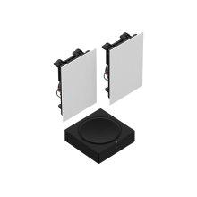 Black- In-Wall Set