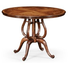 Inlaid Country Centre Table