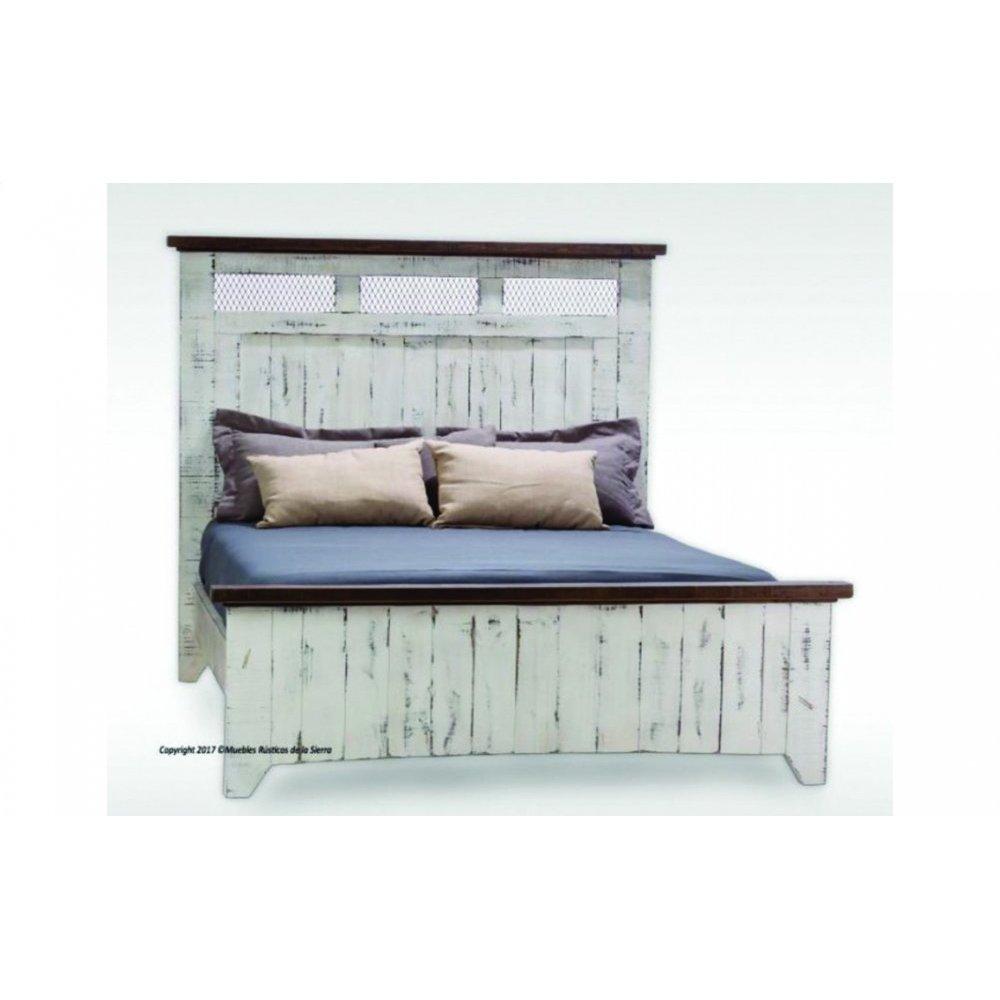 Casa Blanca King Bed