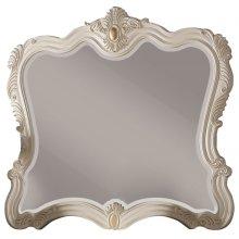 """Marquee Pearl White Mirror - 49""""W x 1.5""""D x 44.5""""H"""