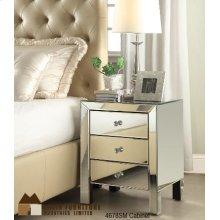 Small Mirrored Cabinet