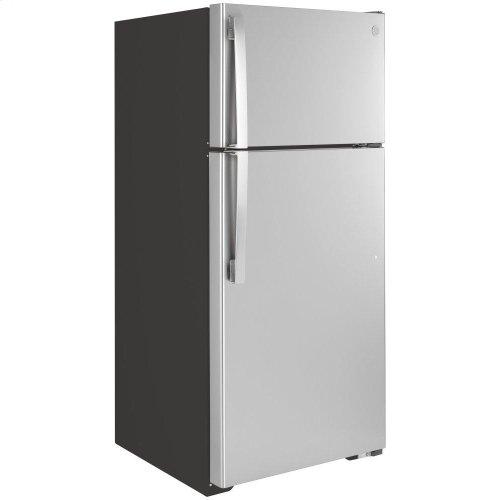 GE® ENERGY STAR® 16.6 Cu. Ft. Top-Freezer Refrigerator