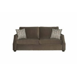 Sofa - Chocolate Twill Microfiber Finish