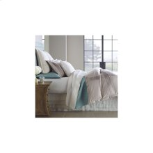 Fountain Duvet Cover & Shams, DRIFTWOOD, KG