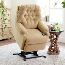 PETITE POWER LIFT RECLINER