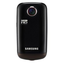 Pocket-sized Swivel Lens Full HD Camcorder