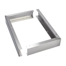 Over-The-Range Microwave Trim Kit - Stainless Steel