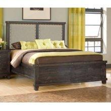 Yosemite Full Low-Profile Fabric Bed