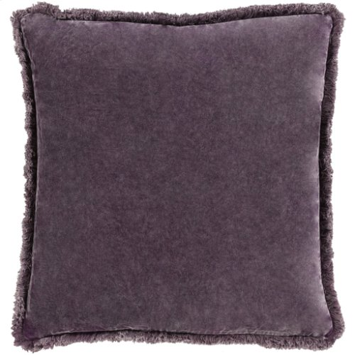 "Washed Cotton Velvet WCV-006 18"" x 18"""