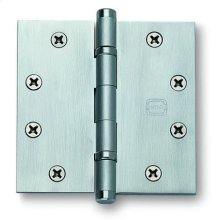 Ball Bearing, Full Mortise Hinge - Solid Extruded Brass