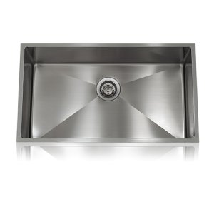 Utility Undermount Sink *STRAINER A-SS-01 INCLUDED*