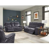 Mason Charcoal Power Reclining Collection Product Image