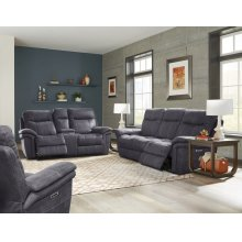 Mason Charcoal Power Reclining Collection
