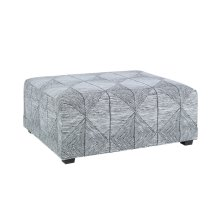 "Studio C Ottoman ""by the inch"""