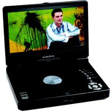 8 inch slim line portable DVD player