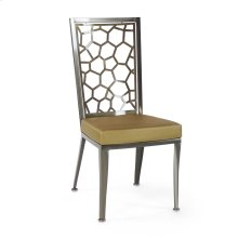 Luca Honey Dining Chair