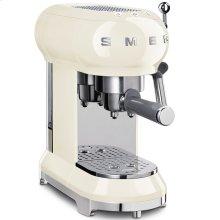 Espresso Coffee Machine Cream