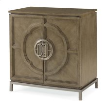 Chin Hua Lotus Door Chest