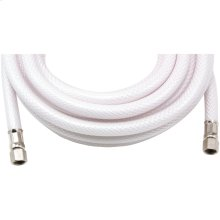 """Polyvinyl Ice Maker Connector (20ft, 1/4"""" Connector)"""