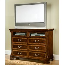 Refined Entertainment Dresser