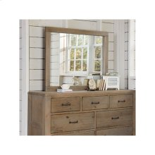 7 Drawer Dresser & Mirror