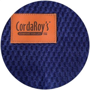 Full Cover - Chenille - Navy Product Image