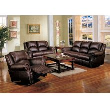3-SEATER WITH 2 RECLINER
