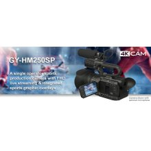SPORTS PRODUCTION STREAMING CAMCORDER
