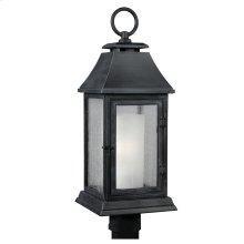 1 - Light Outdoor Post