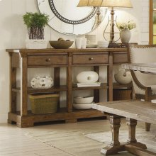 Hawthorne - Buffet - Barnwood Finish