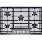 30-Inch Masterpiece® Pedestal Star® Burner Gas Cooktop Product Image