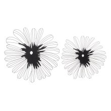 Zinna Wall Decors - Set of 2