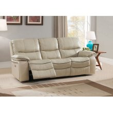 Power Reclining Sofa in Cheyenne-Pearl