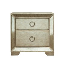 Farrah 2 Drawer Nightstand