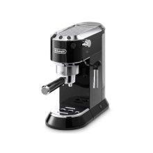 Dedica Manual Espresso Machine - Black - EC680BK