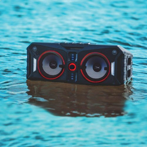 ALP-XP800 Xpedition 8 Portable Waterproof Bluetooth® Indoor/Outdoor Speaker