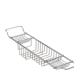 Essentials Traditional, Adjustable Bathtub Rack, Large Product Image