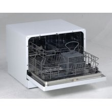 Model DW6W - Portable Countertop Dishwasher