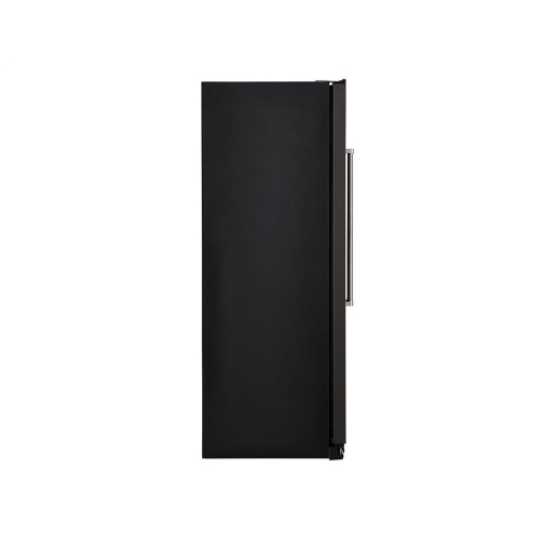 22.6 cu ft. Counter-Depth Side-by-Side Refrigerator with Exterior Ice and Water and PrintShield finish - Black Stainless Steel with PrintShield™ Finish