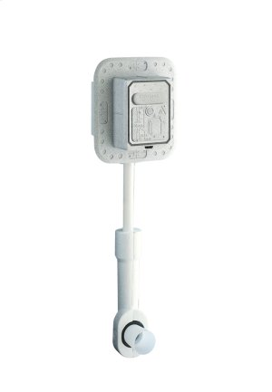 Wall Carrier Toilet Flush Valve Product Image