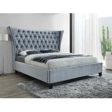Crown Mark 5102 Gabriella Queen Bed