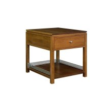 Sunset Hills 1 drawer end table