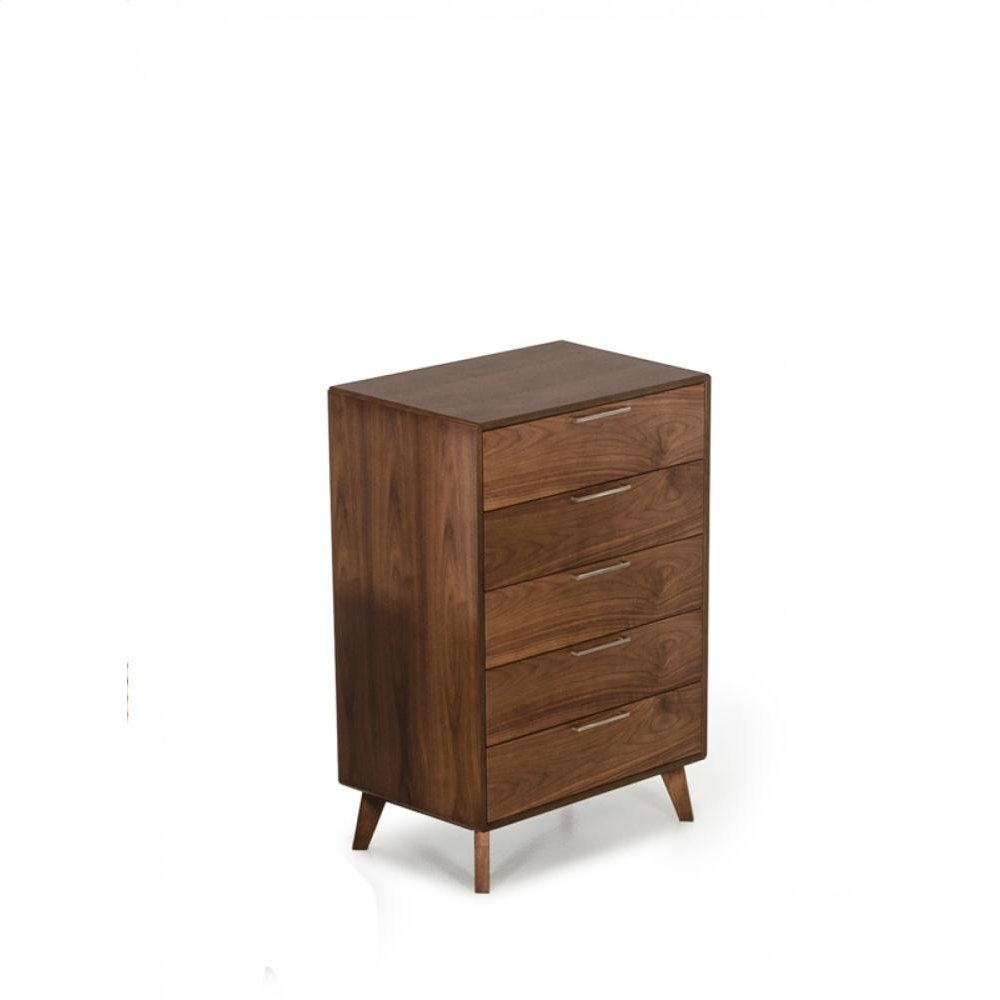 Nova Domus Soria Modern Walnut Chest
