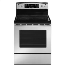 """30"""" Self-Cleaning Freestanding Electric Range with Convection - FLOOR MODEL"""