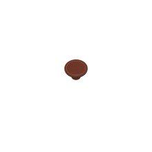 Button Savile In Chestnut