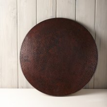 """30"""" Copper Lazy Susan Turntable"""