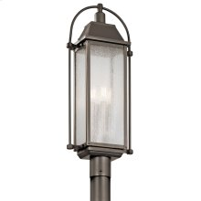 Harbor Row 4 Light Post Light Olde Bronze®