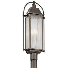 Harbor Row 4 Light Post Light Olde Bronze®