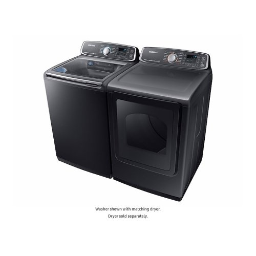 5.2 cu. ft. activewash Top Load Washer in Black Stainless Steel